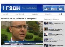 Journal télévisé du 10-09-2013 : le 20 H de TF1