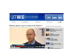Journal télévisé du 06-10-2013 : le 20 H de TF1