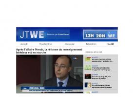 Journal télévisé du 16-06-2013 : le 20 H de TF1