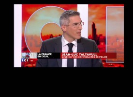 """16/11/2015 - LCI """"L'invité de la matinale : Jean-Luc TALTAVULL"""""""