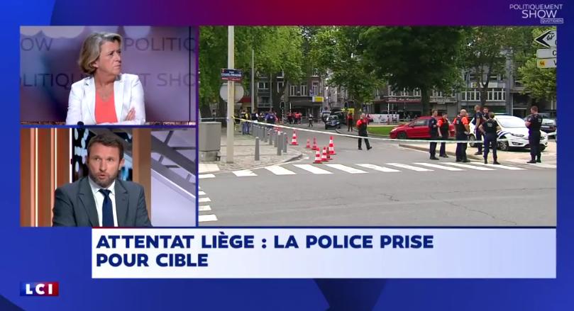 29-05-2018 - LCI Politiquement show - La police prise pour cible
